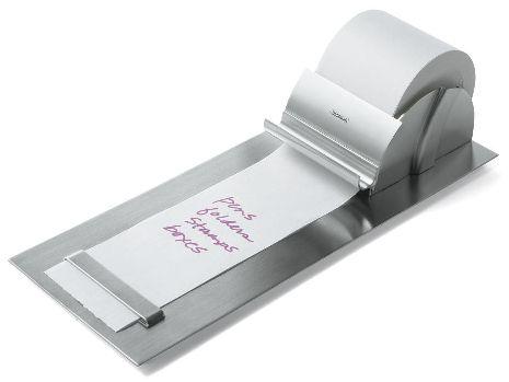 レシートメモ帳「folio notepad」